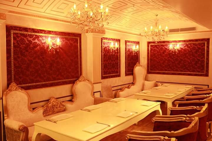 Restaurant by Aayaadi Group Vintage | Interior Design Photos & Ideas
