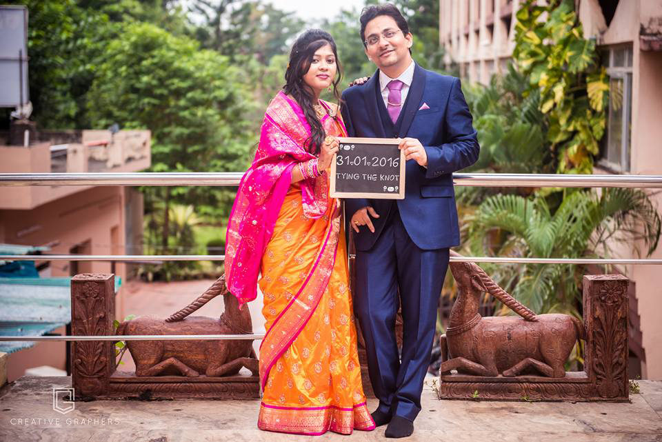 Save The Date Pre-Wedding Shoot by Sujit Jena Wedding-photography | Weddings Photos & Ideas