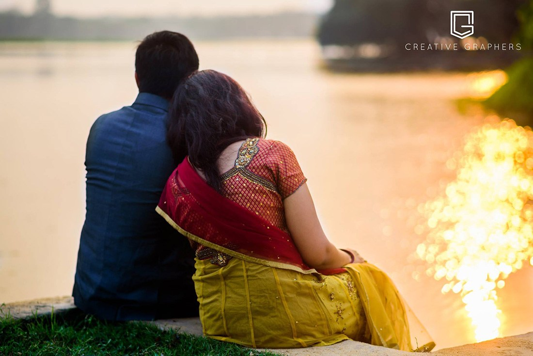 Pre-Wedding Shoot By Lake by Sujit Jena Wedding-photography | Weddings Photos & Ideas