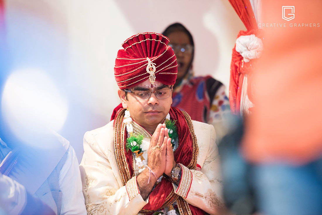 Candid Groom Shot by Sujit Jena Wedding-photography | Weddings Photos & Ideas