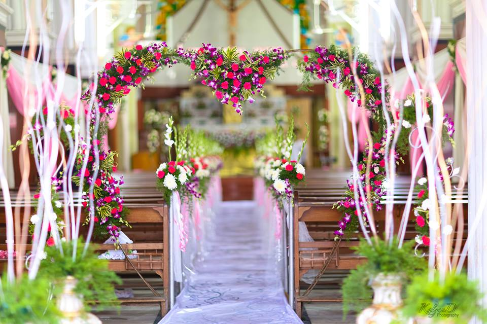 A beautiful floral decor of a wedding! by KalyanD Photography Wedding-photography | Weddings Photos & Ideas