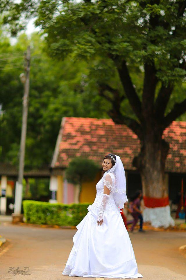 A regal bride wearing a white wedding dress! by KalyanD Photography Wedding-photography | Weddings Photos & Ideas