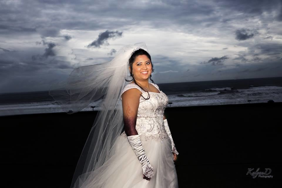 A beautiful bride by the beach! by KalyanD Photography Wedding-photography | Weddings Photos & Ideas