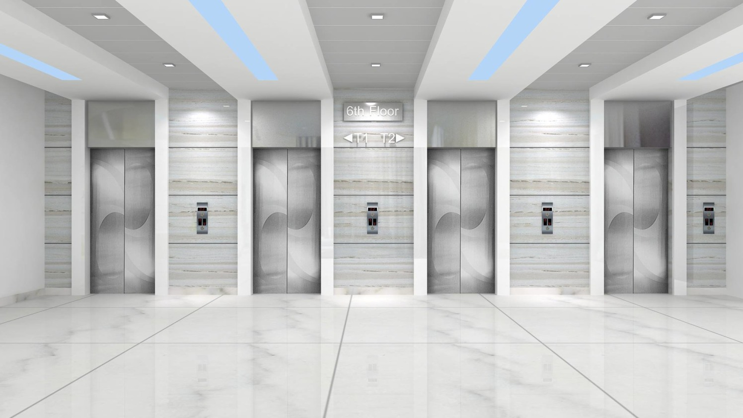 Modern office space by De Panache Interior Architecture  Modern | Interior Design Photos & Ideas