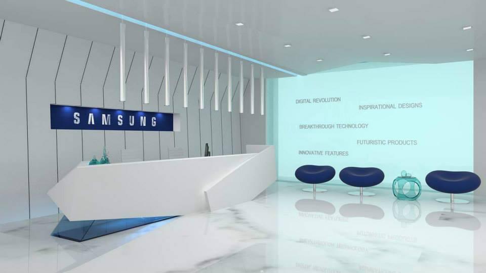 Modern office reception by De Panache Interior Architecture  Modern | Interior Design Photos & Ideas