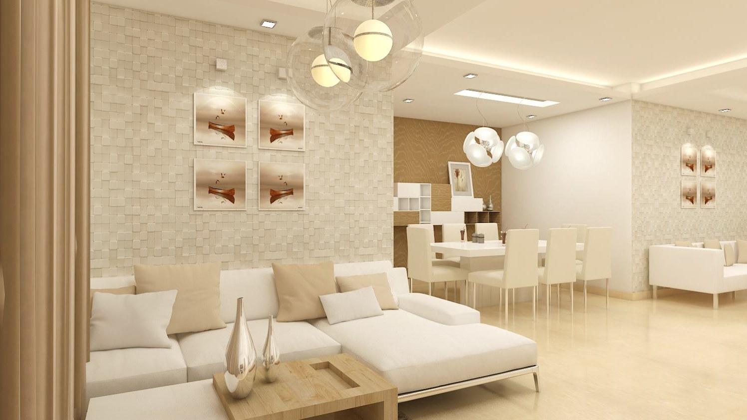 Modern Dining room by De Panache Interior Architecture  Dining-room Modern | Interior Design Photos & Ideas
