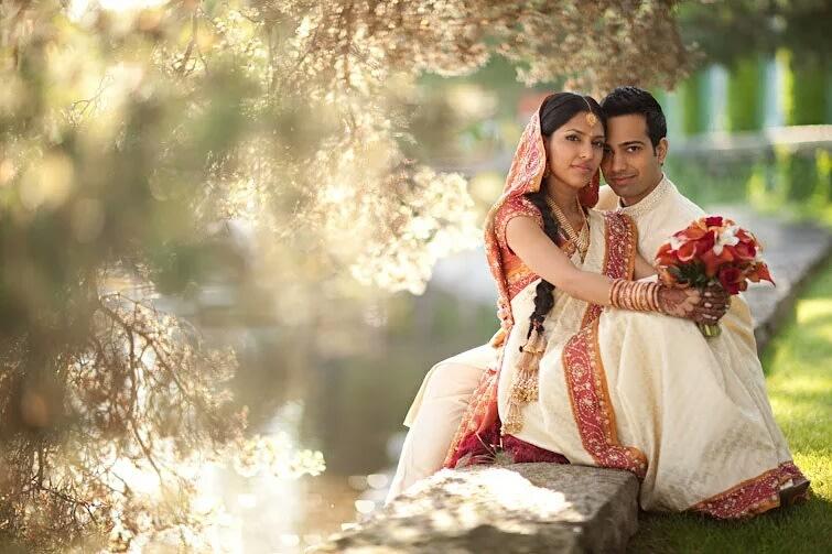 Nature and silence enhance love! by Sagar Makwana Wedding-photography | Weddings Photos & Ideas
