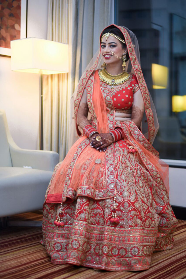 A treat to the eyes. by Sagar Makwana Wedding-photography Wedding-dresses | Weddings Photos & Ideas