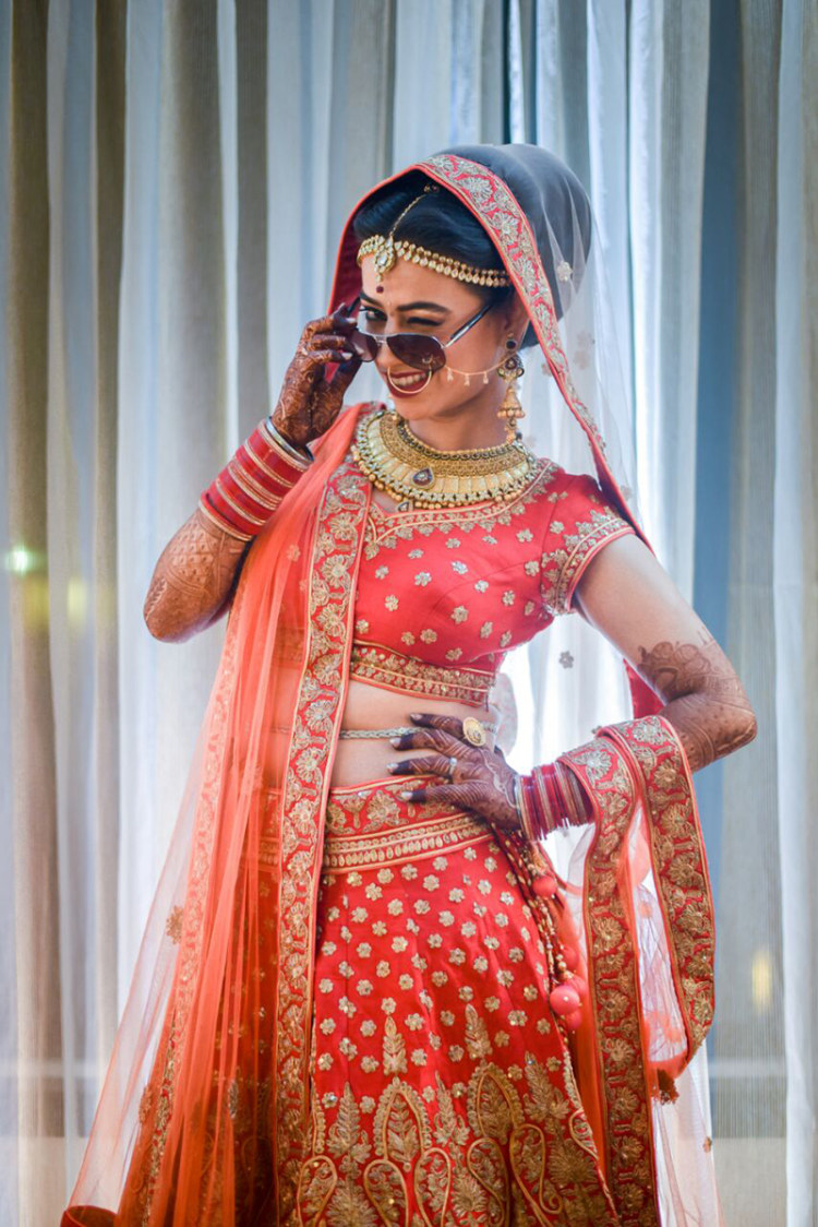 The coolest bride ever! by Sagar Makwana Wedding-photography | Weddings Photos & Ideas