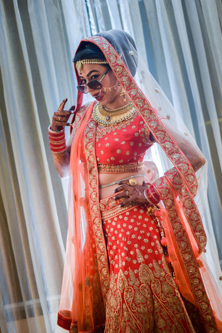 Blazing flamingo by Sagar Makwana Wedding-photography | Weddings Photos & Ideas