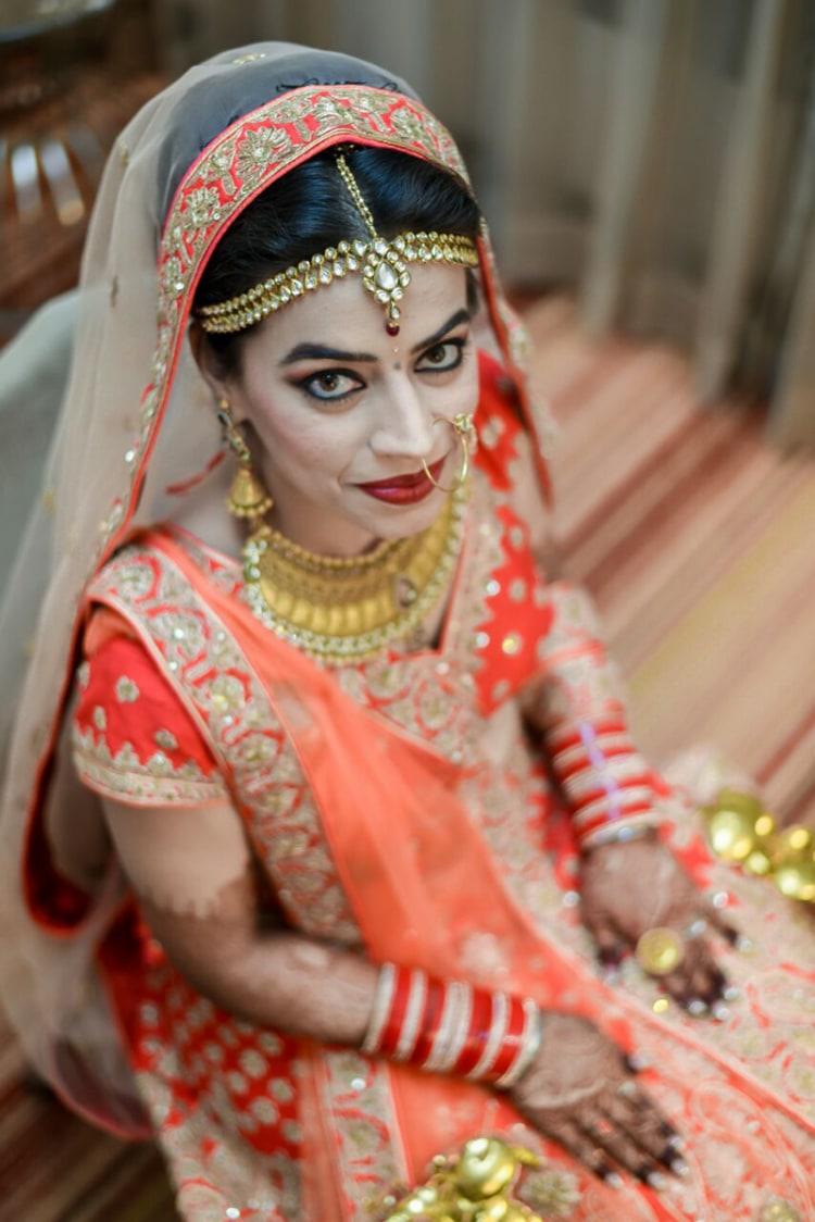 The look that makes the heart skip a beat! by Sagar Makwana Wedding-photography | Weddings Photos & Ideas