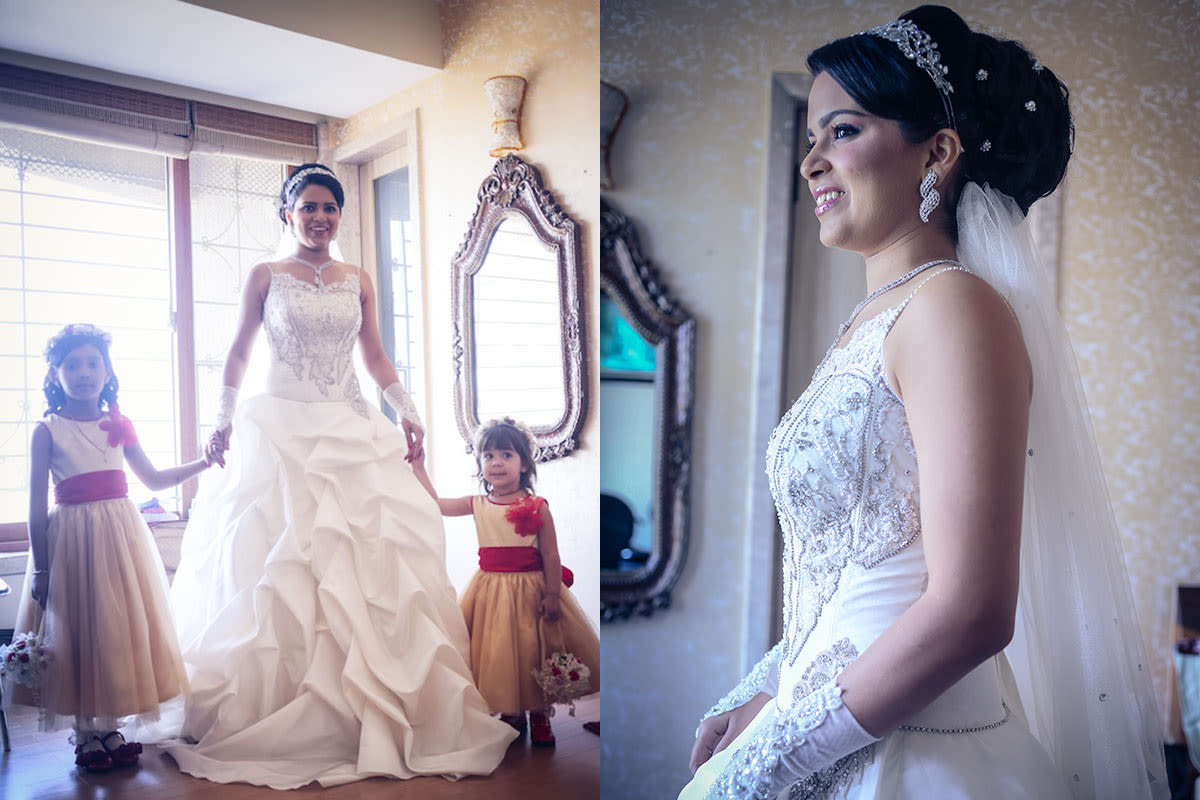 The dreamy bride by Sagar Makwana Wedding-photography | Weddings Photos & Ideas