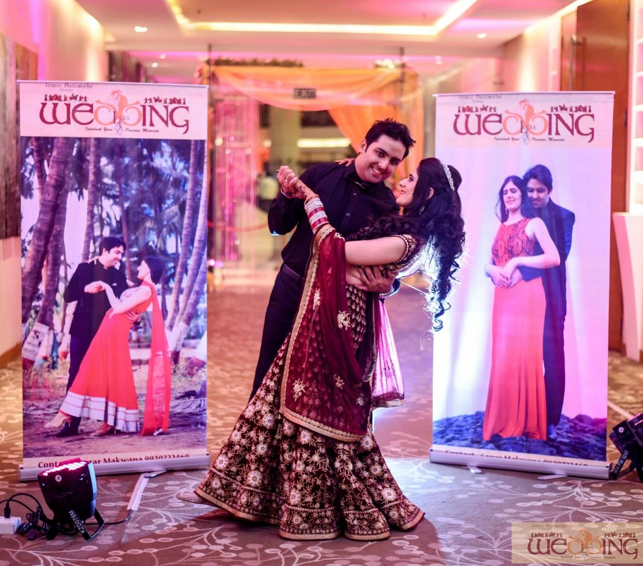 The classic wedding pose by Sagar Makwana Wedding-photography | Weddings Photos & Ideas