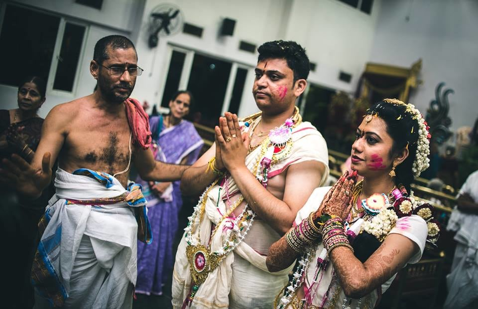 In gratitude! by Abhishek Sarkar Wedding-photography | Weddings Photos & Ideas