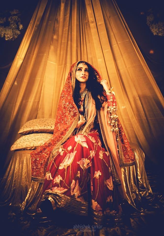 A Stunning Bride by Abhishek Sarkar Wedding-photography Wedding-dresses | Weddings Photos & Ideas