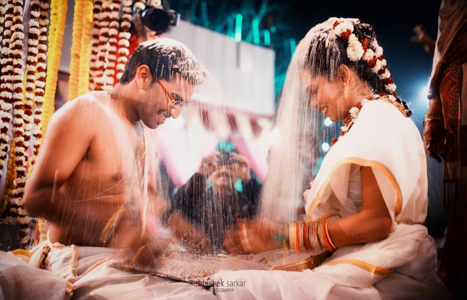 Endowments of blessings! by Abhishek Sarkar Wedding-photography | Weddings Photos & Ideas