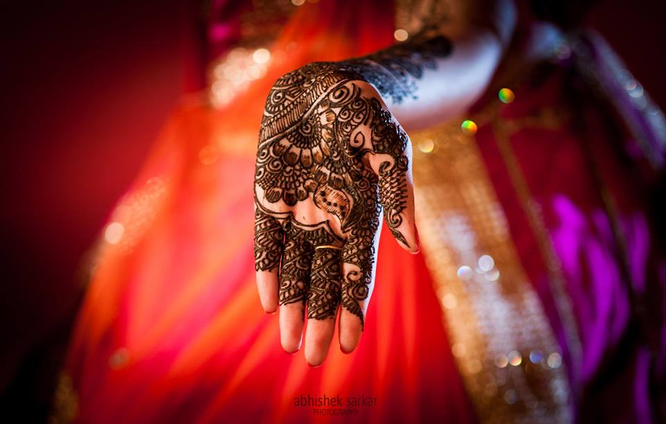 The heena! by Abhishek Sarkar Wedding-photography | Weddings Photos & Ideas