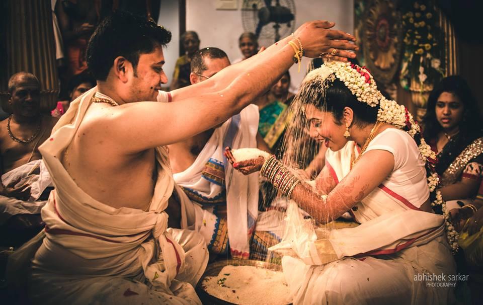 Shower of rituals! by Abhishek Sarkar Wedding-photography | Weddings Photos & Ideas