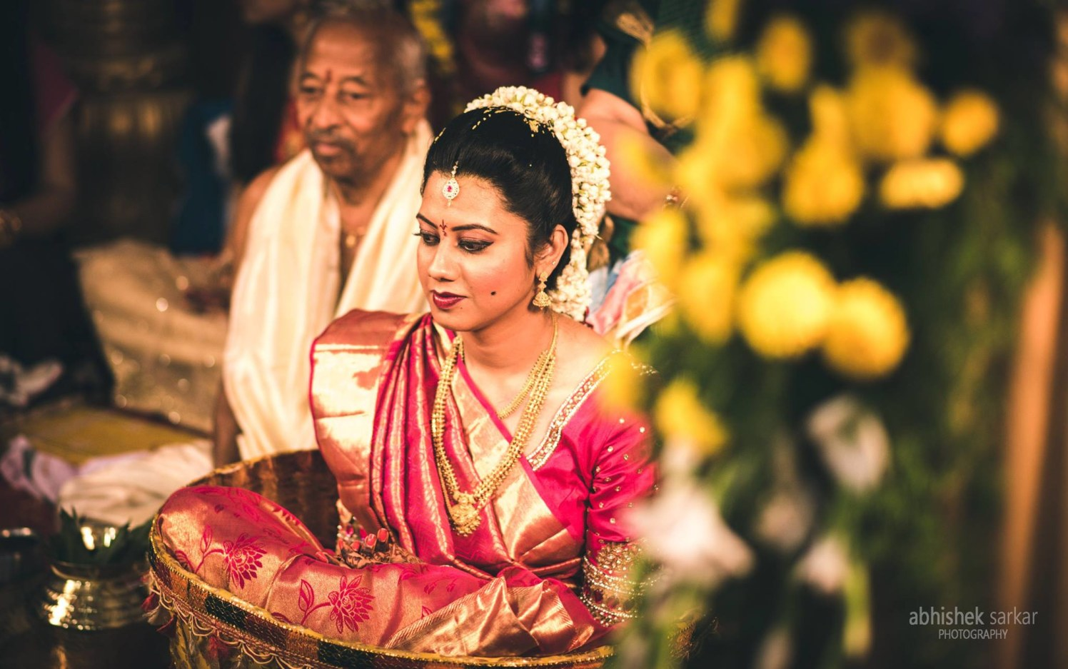 Contemplation! by Abhishek Sarkar Wedding-photography Bridal-jewellery-and-accessories Bridal-makeup | Weddings Photos & Ideas