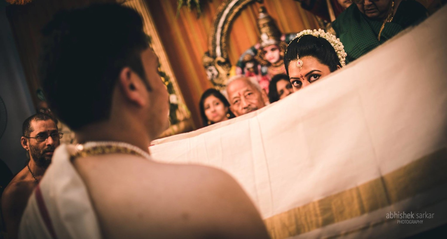 South Indian rituals! by Abhishek Sarkar Wedding-photography Bridal-jewellery-and-accessories | Weddings Photos & Ideas