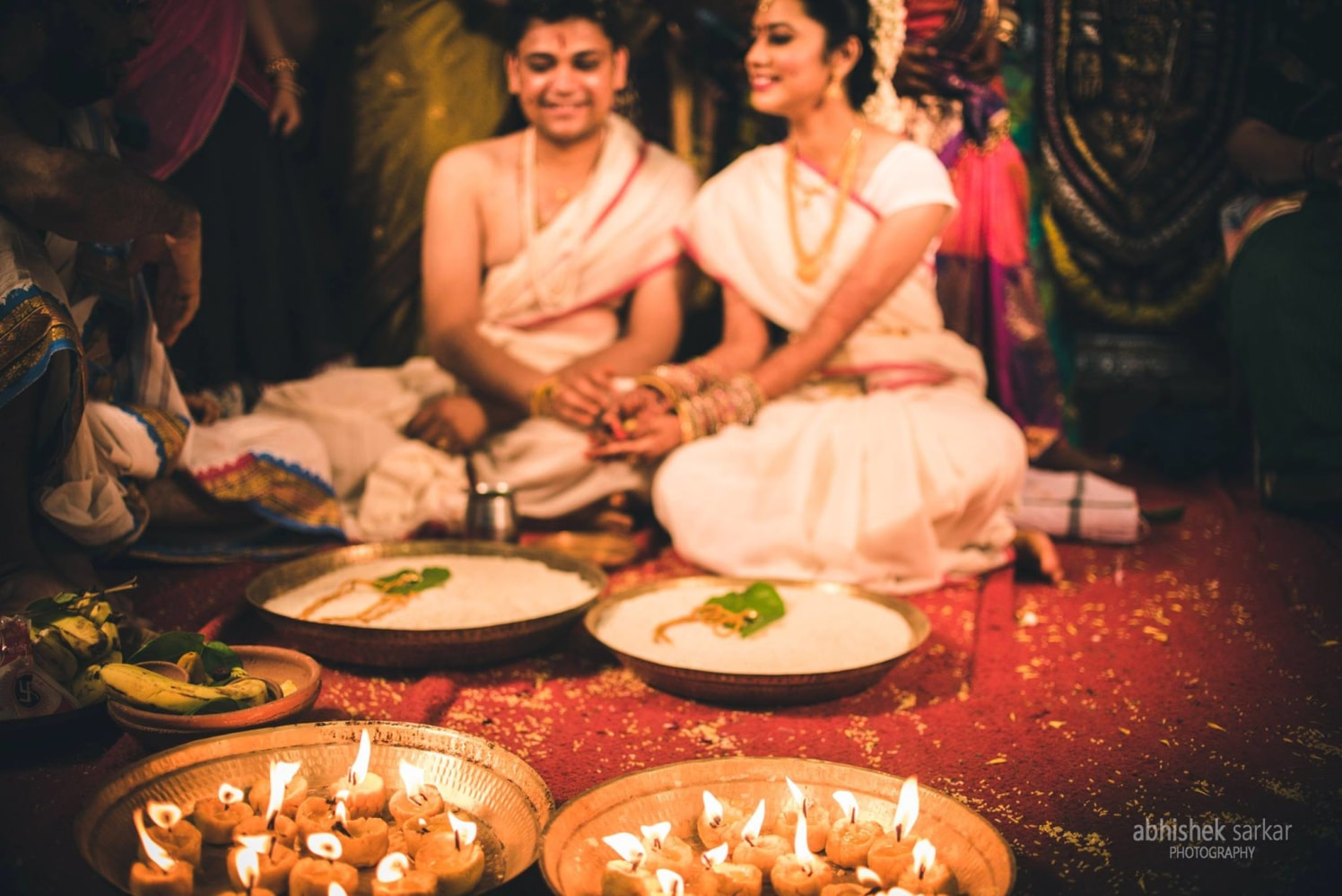 Happy union! by Abhishek Sarkar Wedding-photography | Weddings Photos & Ideas