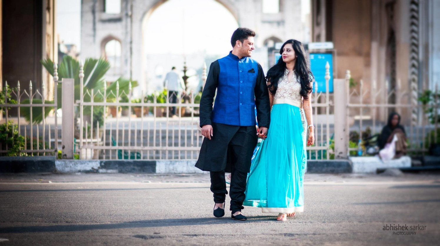 Walk beside me! by Abhishek Sarkar Wedding-photography | Weddings Photos & Ideas