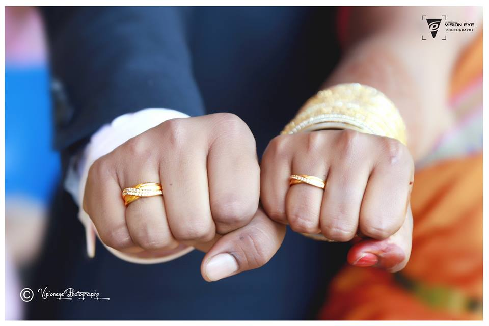 The Ring Shot by Srikanth Reddy Basadi Wedding-photography | Weddings Photos & Ideas