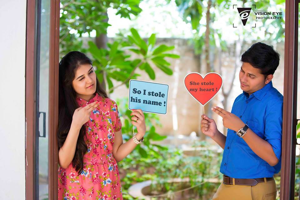 Pre-Wedding Shoot Props by Srikanth Reddy Basadi Wedding-photography | Weddings Photos & Ideas
