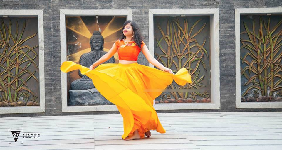 Twirling Bride-To-Be by Srikanth Reddy Basadi Wedding-photography | Weddings Photos & Ideas