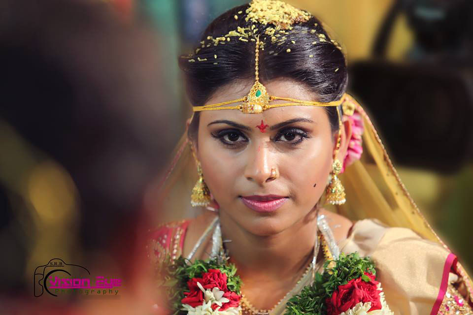 Bride Portrait Shot by Srikanth Reddy Basadi Wedding-photography | Weddings Photos & Ideas