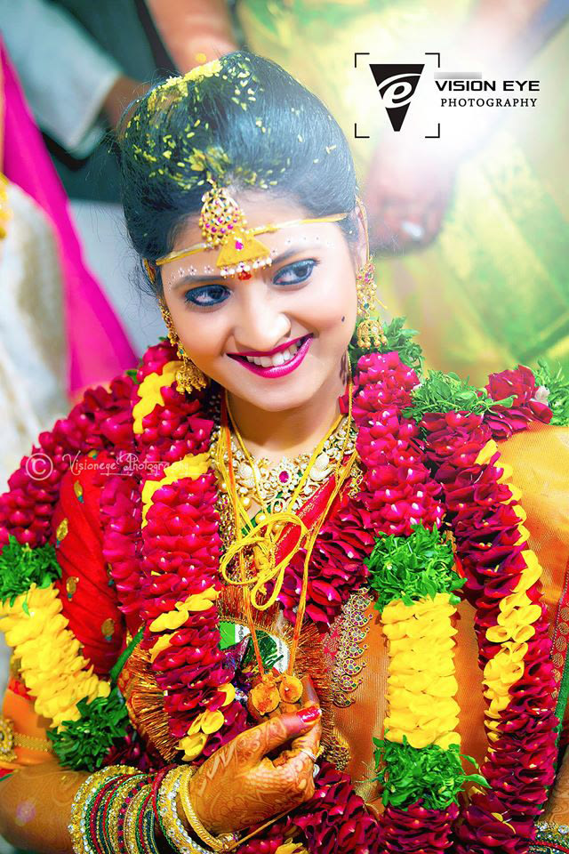 Happy Bride Shot by Srikanth Reddy Basadi Wedding-photography | Weddings Photos & Ideas