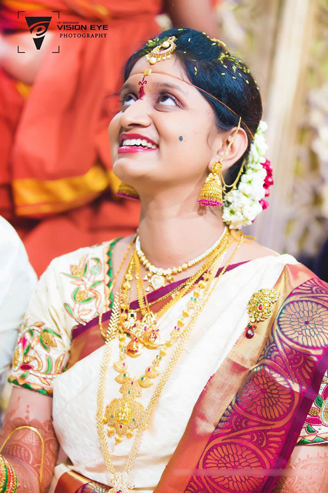 Bride Shot by Srikanth Reddy Basadi Wedding-photography | Weddings Photos & Ideas