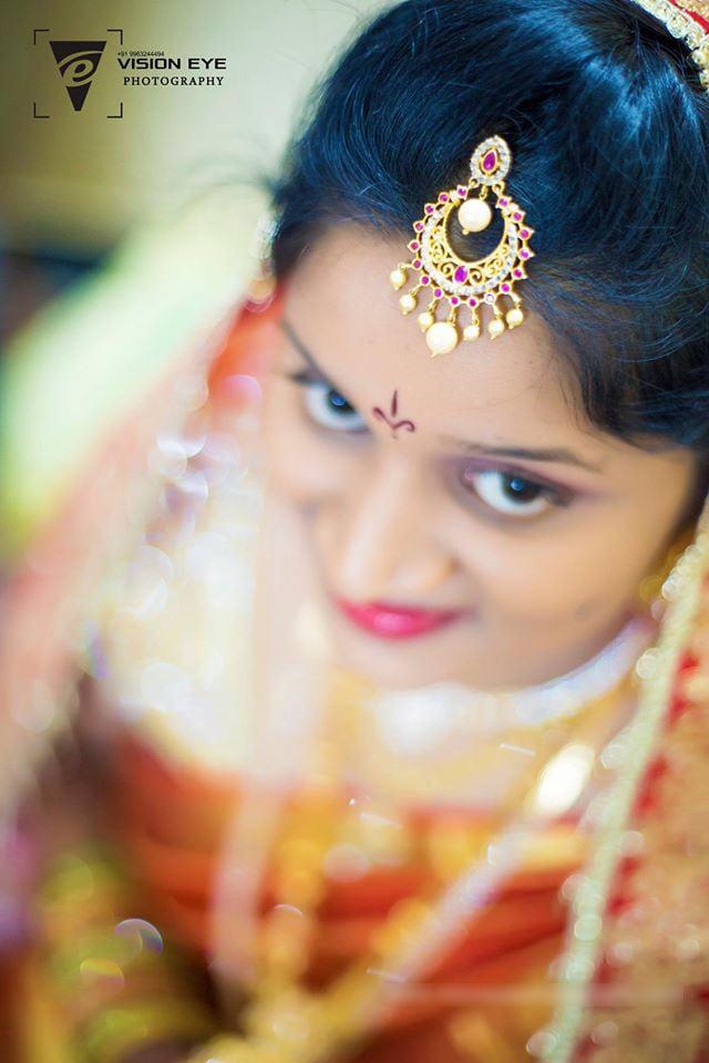 Bridal Mang Teeka by Srikanth Reddy Basadi Wedding-photography | Weddings Photos & Ideas