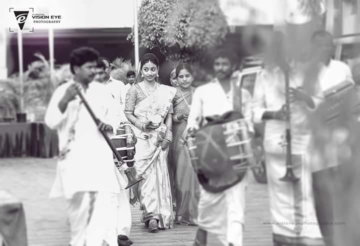 Bride Entry Shot by Srikanth Reddy Basadi Wedding-photography | Weddings Photos & Ideas