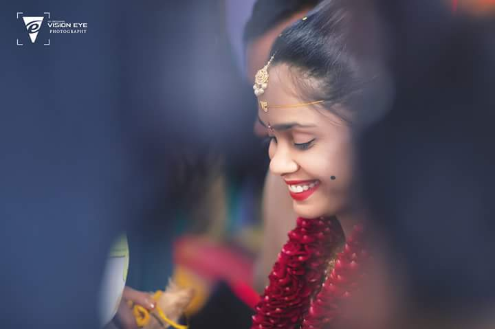 Candid Bride Shot by Srikanth Reddy Basadi Wedding-photography | Weddings Photos & Ideas