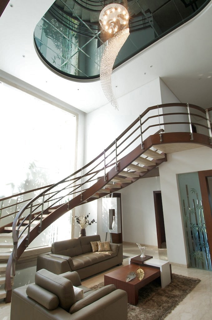 Stairway to Heaven by Riyazandswamy Modern | Interior Design Photos & Ideas