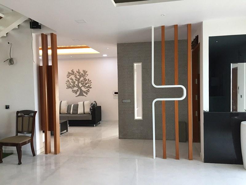 Grey Explosion by Riyazandswamy Modern | Interior Design Photos & Ideas