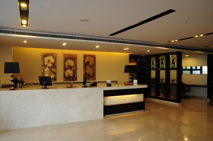 Reception by Rashmi Modern | Interior Design Photos & Ideas