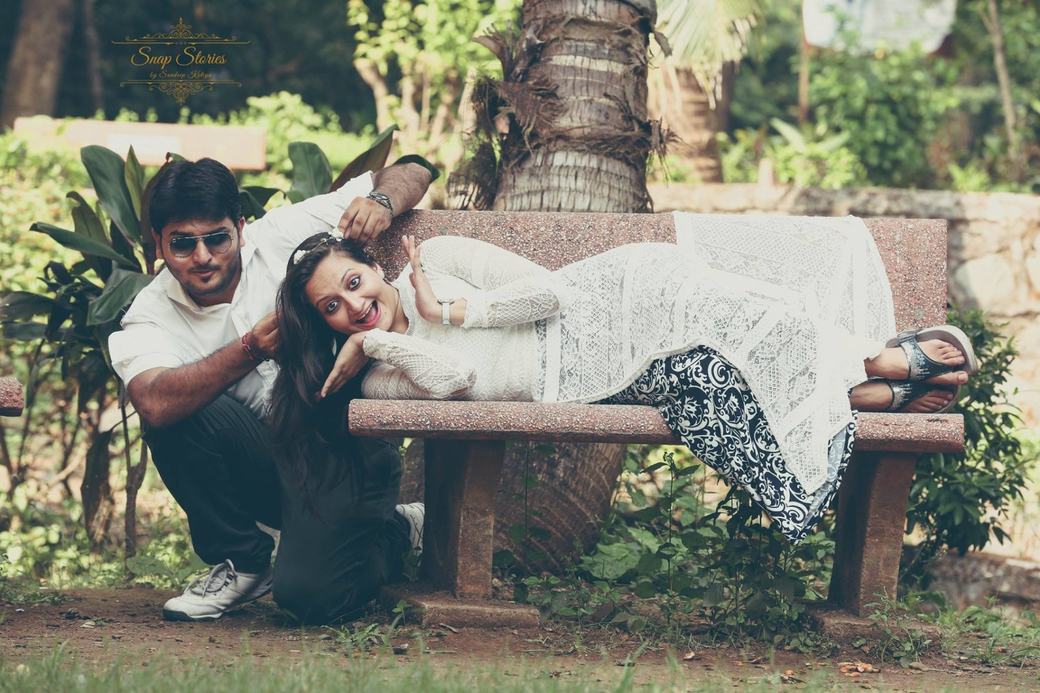 Simple Pre Wedding Shoot by sandip kotia Photography Wedding-photography | Weddings Photos & Ideas