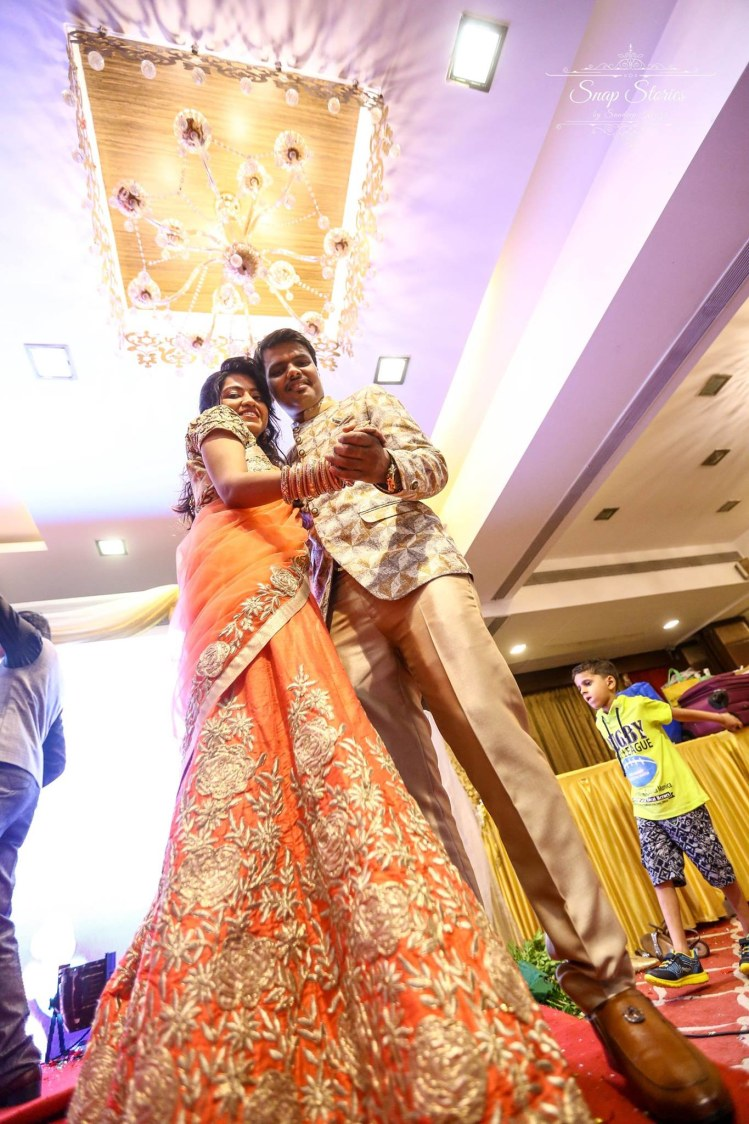 Orange hues ! by sandip kotia Photography Wedding-photography | Weddings Photos & Ideas