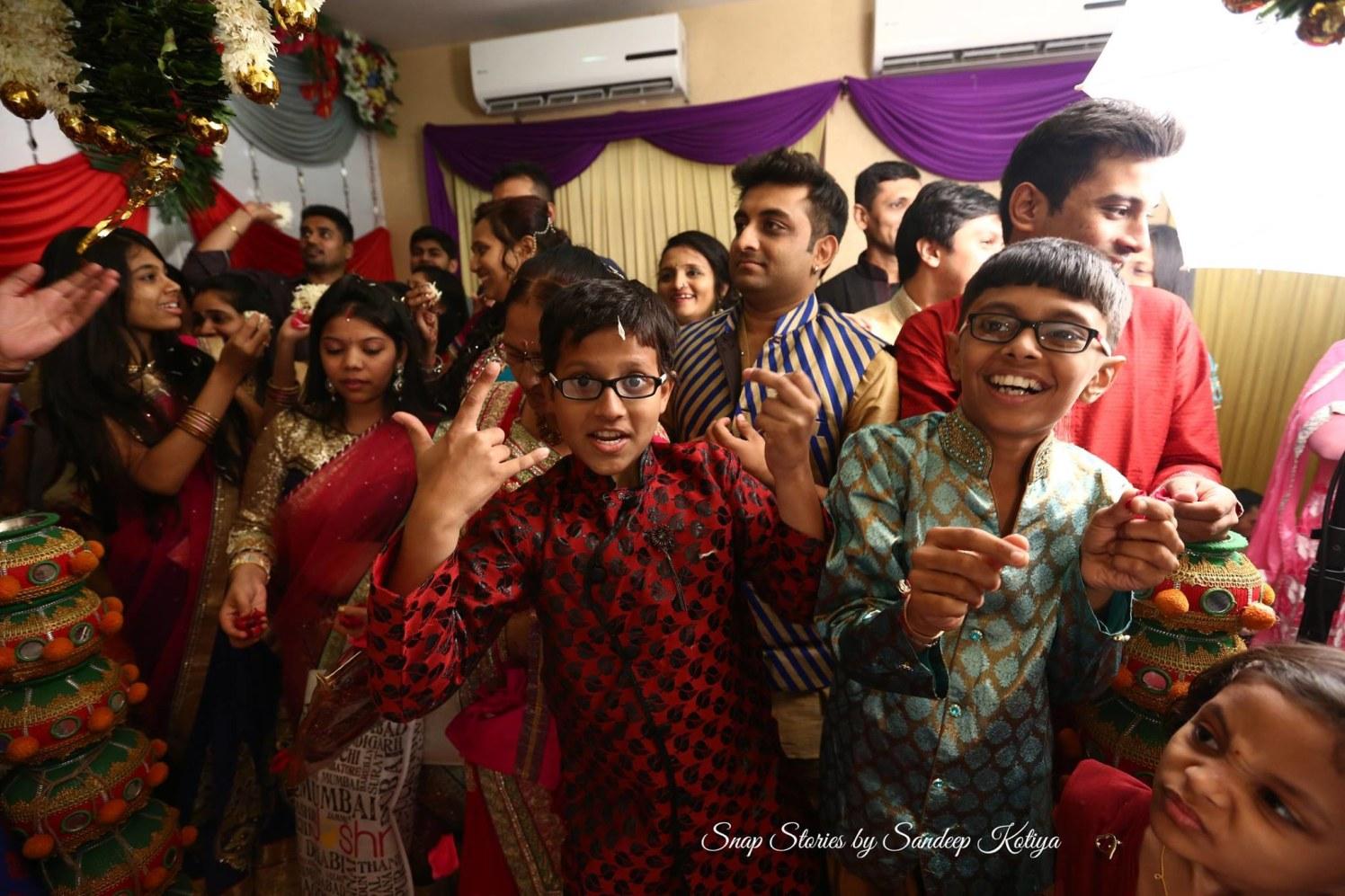 Enjoying guests! by sandip kotia Photography Wedding-photography | Weddings Photos & Ideas