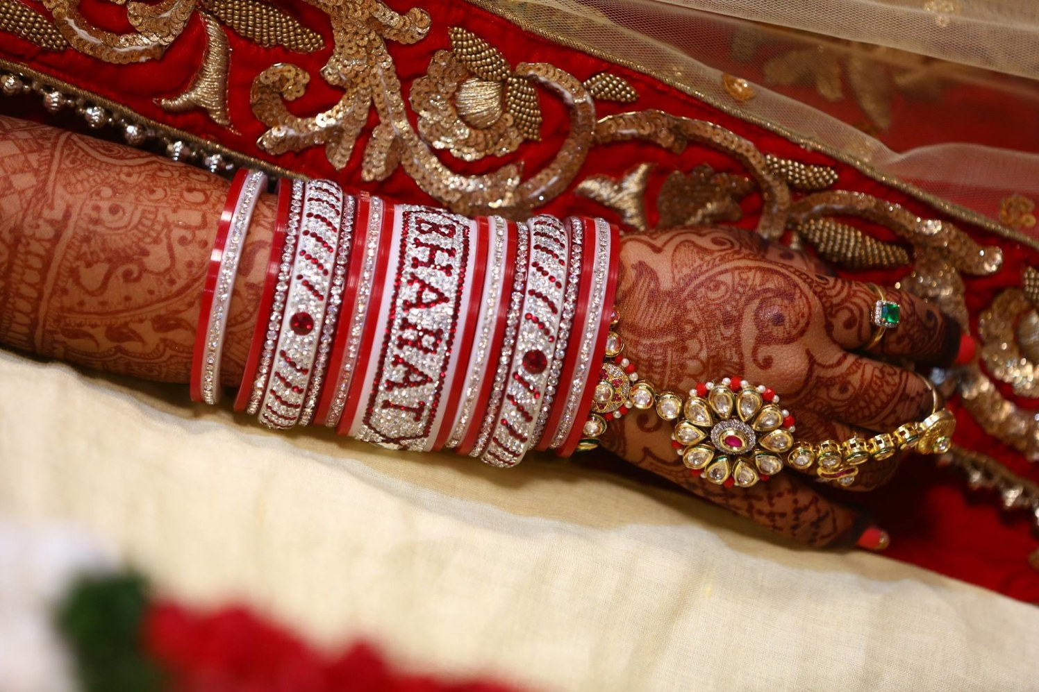 Bridal bangles! by sandip kotia Photography Wedding-photography | Weddings Photos & Ideas