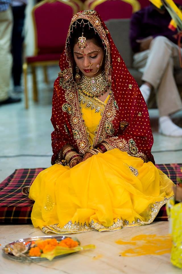 A Gorgeous Bride by Nazzare Photography  Wedding-photography Bridal-jewellery-and-accessories Bridal-makeup | Weddings Photos & Ideas