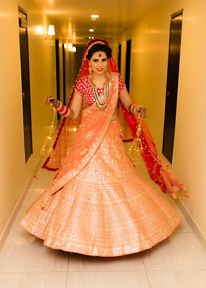 Gorgeous Bridal Portrait by Rishabh Asthana  Wedding-photography Wedding-dresses | Weddings Photos & Ideas