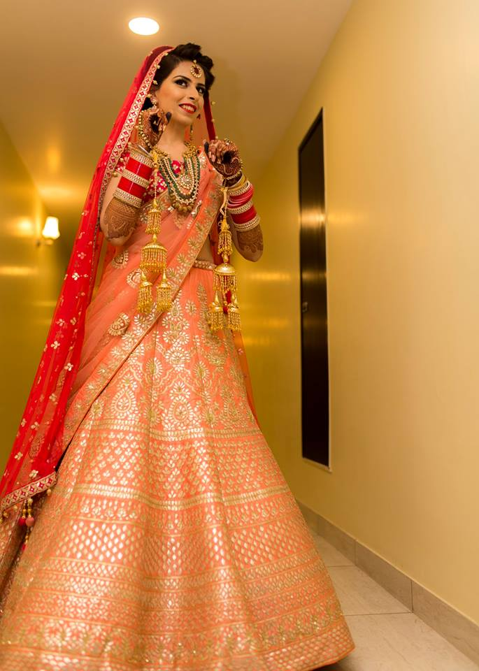 Ravishing Bridal Portrait by Rishabh Asthana  Wedding-photography Wedding-dresses | Weddings Photos & Ideas