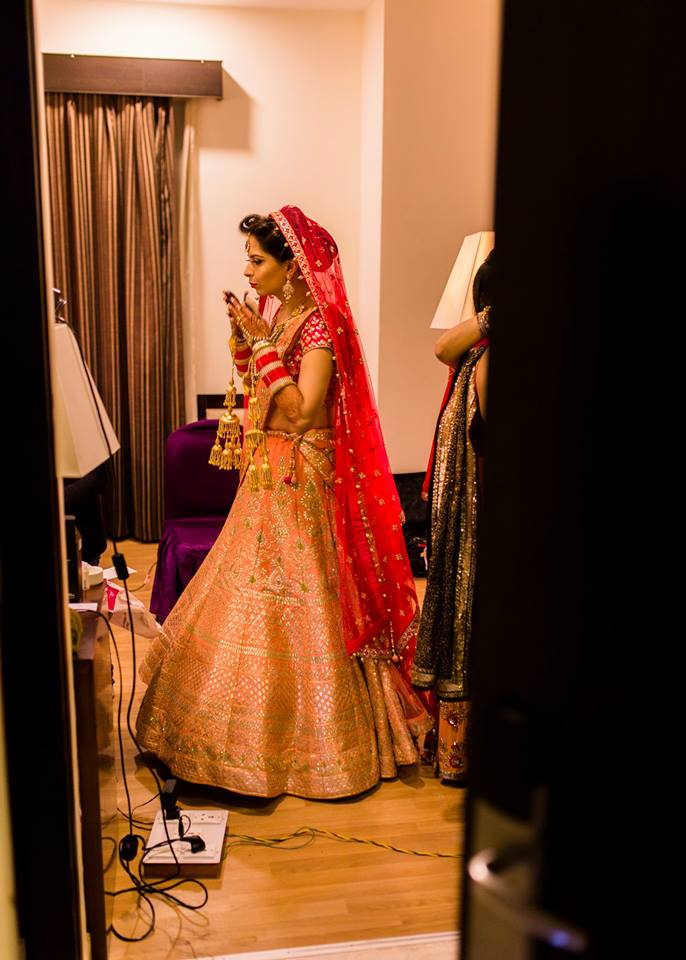 Candid Shot Of The Bride by Nazzare Photography  Wedding-photography | Weddings Photos & Ideas