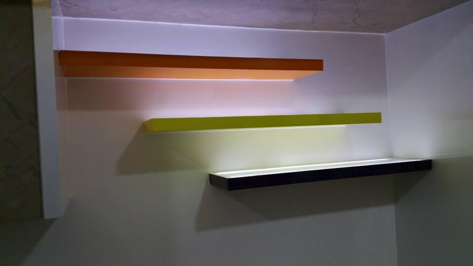 Display Unit by Alaya D'decor  Living-room Modern | Interior Design Photos & Ideas