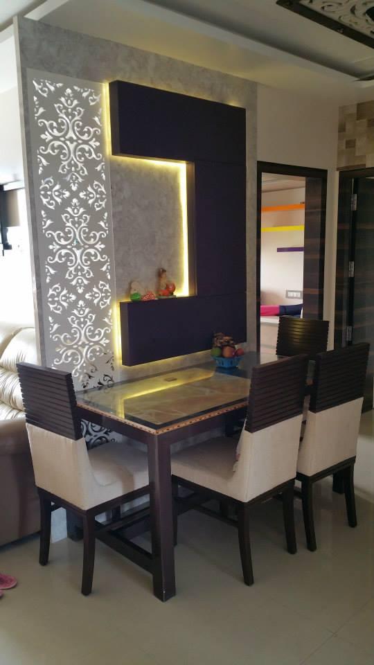 Modern Dining Room by Alaya D'decor  Dining-room | Interior Design Photos & Ideas