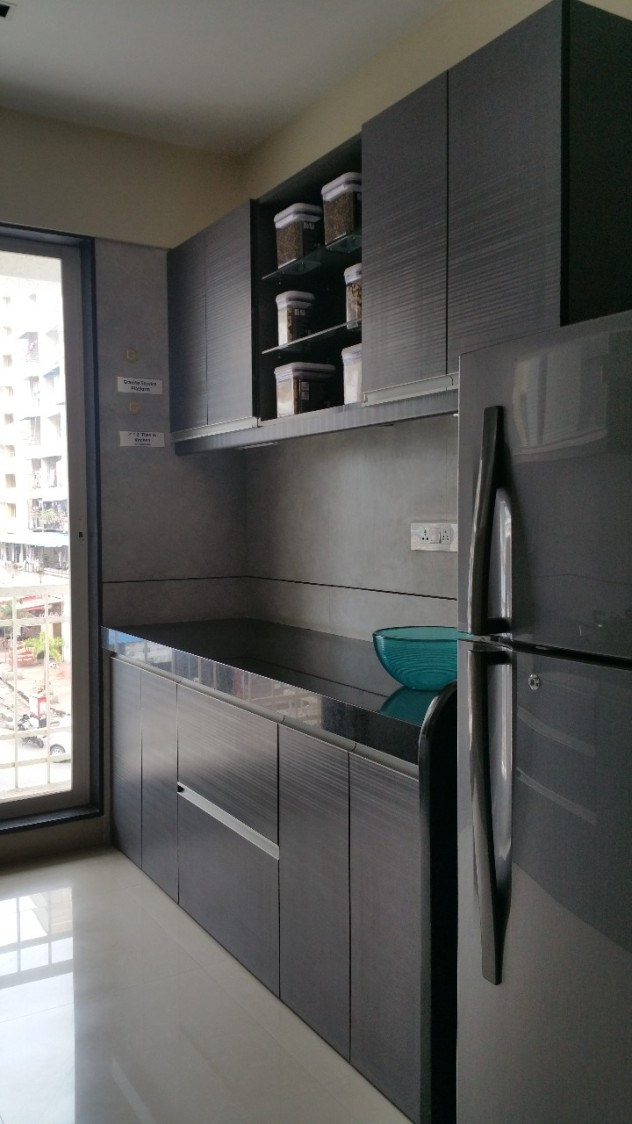 Modern Modular Kitchen by Alaya D'decor  Modular-kitchen Modern | Interior Design Photos & Ideas