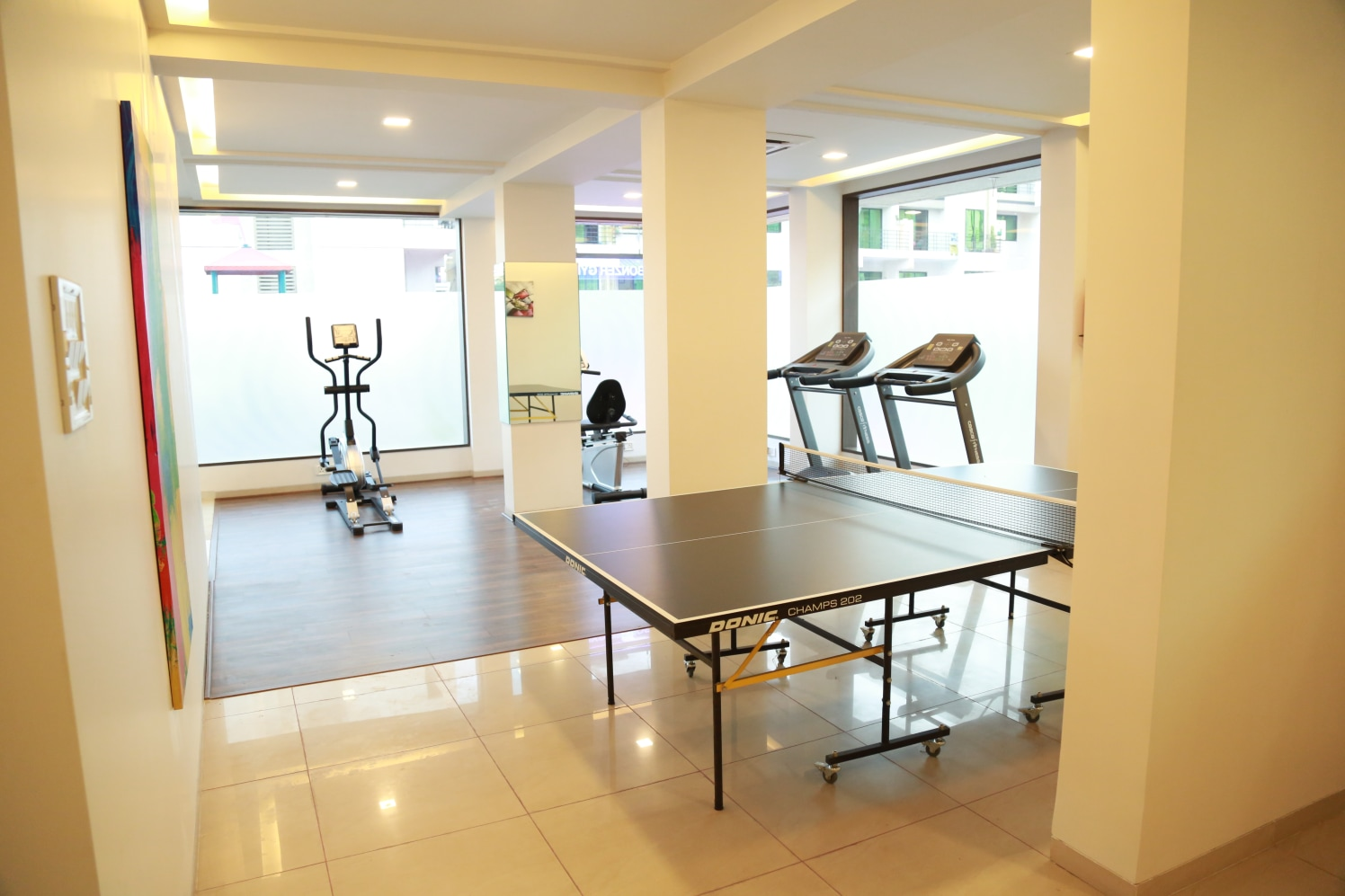 Modern Gymnasium by Alaya D'decor  Modern | Interior Design Photos & Ideas